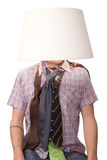 φωτεινό κεφάλι Στοκ εικόνα με δικαίωμα ελεύθερης χρήσης