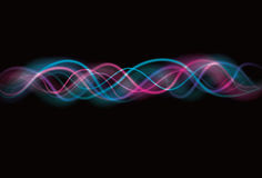 φωτεινό κύμα επίδρασης ανα απεικόνιση αποθεμάτων