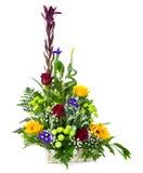 φωτεινό λουλούδι ανθοδ Στοκ Φωτογραφία