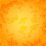 Φωτεινό πορτοκαλί άνευ ραφής σχέδιο Στοκ Εικόνες