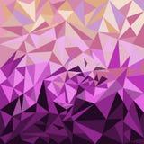 Φωτεινό πορφυρό χρωματισμένο αφηρημένο διανυσματικό υπόβαθρο Στοκ Φωτογραφίες