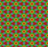 φωτεινό πρότυπο λουλου&d ελεύθερη απεικόνιση δικαιώματος