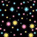 φωτεινό πρότυπο Στοκ εικόνα με δικαίωμα ελεύθερης χρήσης