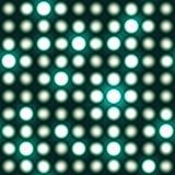 Φωτεινό τυρκουάζ υπόβαθρο Στοκ Εικόνα