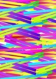 Φωτεινό υπόβαθρο χρώματος Στοκ Φωτογραφία