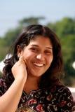 φωτεινό χαμόγελο εφηβικό Στοκ φωτογραφίες με δικαίωμα ελεύθερης χρήσης