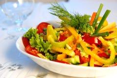 φωτεινό salad6 Στοκ Φωτογραφία