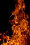 φωτιά Στοκ φωτογραφία με δικαίωμα ελεύθερης χρήσης