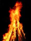 φωτιά Στοκ εικόνα με δικαίωμα ελεύθερης χρήσης
