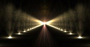 Φωτισμένος τάπητας διανυσματική απεικόνιση