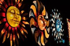 Φωτισμοί του Μπλάκπουλ με τον ήλιο στοκ εικόνες με δικαίωμα ελεύθερης χρήσης