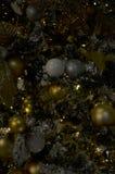 Φωτισμοί Χριστουγέννων στοκ εικόνες με δικαίωμα ελεύθερης χρήσης