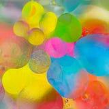 Φωτισμός ελαιοχρώματος Στοκ φωτογραφία με δικαίωμα ελεύθερης χρήσης