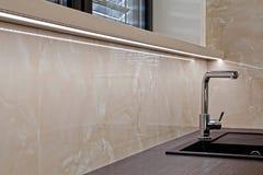 Φωτισμός κουζινών Στοκ Φωτογραφίες