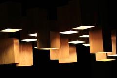Φωτισμός στο ανώτατο όριο Στοκ φωτογραφία με δικαίωμα ελεύθερης χρήσης
