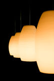 Φωτισμός της Νίκαιας, λαμπτήρες Στοκ Εικόνα