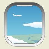 Φωτιστικό αεροσκαφών Στοκ εικόνες με δικαίωμα ελεύθερης χρήσης