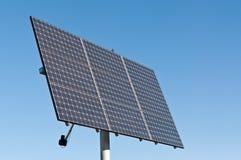 φωτοβολταϊκός ανανεώσιμ&o Στοκ φωτογραφία με δικαίωμα ελεύθερης χρήσης