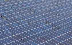 Φωτοβολταϊκό σύσταση ή σχέδιο επιτροπής ηλιακών κυττάρων Στοκ Εικόνα