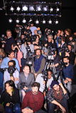 Φωτογράφοι Τύπου Στοκ φωτογραφίες με δικαίωμα ελεύθερης χρήσης