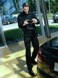 Φωτογράφος με τη κάμερα Στοκ φωτογραφία με δικαίωμα ελεύθερης χρήσης