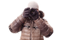 φωτογράφος Στοκ Φωτογραφίες