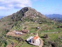 Φωτογραφία αέρα, Kissamos, Chania, Κρήτη, Ελλάδα στοκ φωτογραφία με δικαίωμα ελεύθερης χρήσης