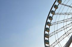 Φωτογραφία αποθεμάτων ροδών Ferris Στοκ Φωτογραφίες