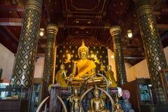 Φωτογραφία αποθεμάτων - Si chinna phuttha Phra ονόματος αγαλμάτων του Βούδα σε Wat Π Στοκ εικόνα με δικαίωμα ελεύθερης χρήσης