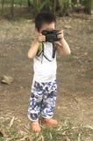 Φωτογραφία βλαστών μικρών παιδιών Στοκ εικόνα με δικαίωμα ελεύθερης χρήσης