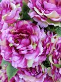 Φωτογραφία εικόνας τεχνητών λουλουδιών στοκ εικόνα με δικαίωμα ελεύθερης χρήσης