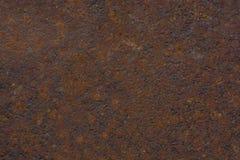 Φωτογραφία ενός σκουριασμένου υποβάθρου σύστασης μετάλλων grunge Στοκ Φωτογραφία