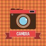 Φωτογραφία και εκλεκτής ποιότητας σχέδιο καμερών ελεύθερη απεικόνιση δικαιώματος