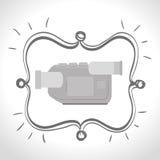 Φωτογραφία και κάμερα στοκ φωτογραφία με δικαίωμα ελεύθερης χρήσης