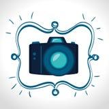 Φωτογραφία και κάμερα στοκ εικόνες με δικαίωμα ελεύθερης χρήσης