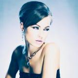 φωτογραφία κοσμήματος μόδας ομορφιάς τέχνης Στοκ φωτογραφία με δικαίωμα ελεύθερης χρήσης