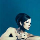 φωτογραφία κοσμήματος μόδας ομορφιάς τέχνης Στοκ εικόνες με δικαίωμα ελεύθερης χρήσης