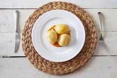 Φωτογραφία πιάτων ζυμαρικών στοκ φωτογραφία με δικαίωμα ελεύθερης χρήσης