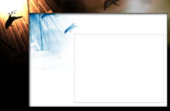 φωτογραφία πλαισίων δελ&p ελεύθερη απεικόνιση δικαιώματος