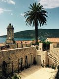Φωτογραφία που λαμβάνεται στο μεσογειακό νησί Κορσική στοκ εικόνα