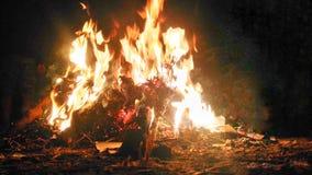 φωτογραφία πυρκαγιάς στοκ φωτογραφία με δικαίωμα ελεύθερης χρήσης