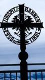 Φωτογραφία ταξιδιού Zugspitze - υψηλότερη αιχμή Germany's Στοκ φωτογραφίες με δικαίωμα ελεύθερης χρήσης