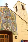 Φωτογραφία της εκκλησίας του ST Joan του τόξου στοκ εικόνα με δικαίωμα ελεύθερης χρήσης