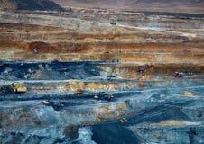 Φωτογραφία του ανθρακωρυχείου Στοκ Φωτογραφία