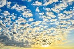 Φωτογραφία του θείου ουρανού Στοκ εικόνα με δικαίωμα ελεύθερης χρήσης