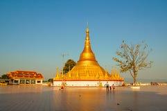Φωτογραφία του Μιανμάρ Στοκ εικόνες με δικαίωμα ελεύθερης χρήσης