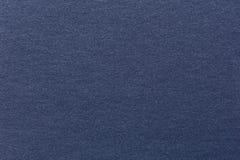 Φωτογραφία του μπλε ναυτικού ριγωτού εγγράφου κρητιδογραφιών, χονδροειδές σιτάρι grung Στοκ Φωτογραφίες