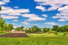 Φωτογραφία του τομέα, φυτικός κήπος στοκ φωτογραφίες