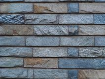 Φωτογραφία υποβάθρου εργασίας τούβλου κεραμιδιών πλακών στοκ φωτογραφία