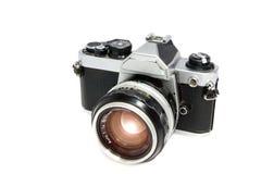 φωτογραφία φωτογραφικών μηχανών 35mm Στοκ φωτογραφία με δικαίωμα ελεύθερης χρήσης